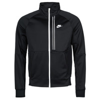 textil Hombre Chaquetas de deporte Nike NSTE N98 PK JKT TRIBUTE Negro / Blanco