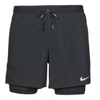 textil Hombre Shorts / Bermudas Nike DF FLX STRD 2IN1 SHRT 5IN Negro