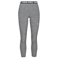 textil Mujer Leggings Nike NIKE PRO 365 TIGHT 7/8 HI RISE Negro / Blanco
