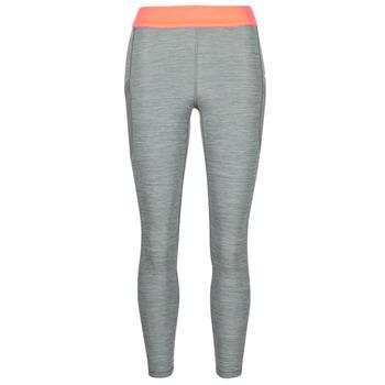 textil Mujer Leggings Nike NIKE PRO TIGHT 7/8 FEMME NVLTY PP2 Gris / Naranja / Blanco