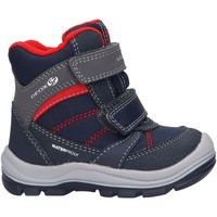 Zapatos Niño Botas Geox B943TA 0CE54 B TRIVOR Azul