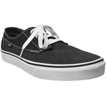 Zapatos Hombre Zapatillas bajas Vans BRIGATA Lienzo negro