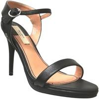 Zapatos Mujer Sandalias Pepe jeans Lake basic Cuero negro