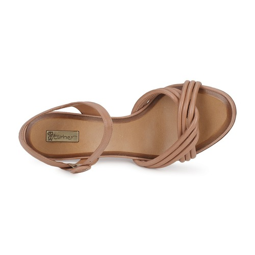 Gran descuento Zapatos especiales Eva Turner  Marrón / Helado