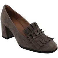 Zapatos Mujer Mocasín She - He 18752 GRIS Gris