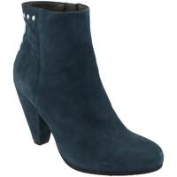Zapatos Mujer Botines She - He 810 BALSAMICO Azul