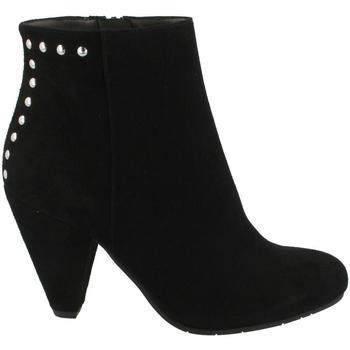 Zapatos Mujer Botines She - He 810 NERO Negro