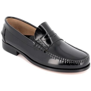 Zapatos Hombre Mocasín Pepe Parra 181401 Negro