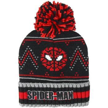 Accesorios textil Niños Gorro Spiderman  Negro/Rojo