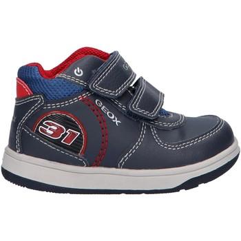 Zapatos Niño Multideporte Geox B941LD 0BUBC B NEW FLICK Azul