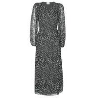 textil Mujer Vestidos largos Vila VICELIMA Negro
