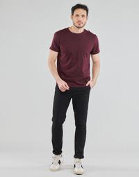 textil Hombre Pantalones chinos Selected SLHSLIM-MILES FLEX Negro