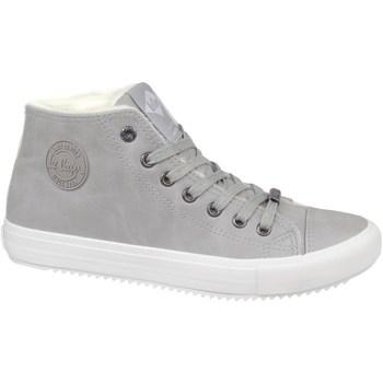 Zapatos Mujer Zapatillas altas Lee Cooper LCJL2031013 Grises