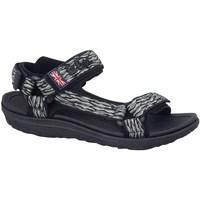 Zapatos Hombre Sandalias Lee Cooper LCW2034011 Negros, Grises