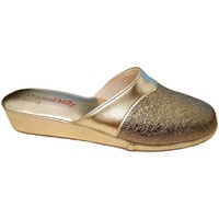 Zapatos Mujer Zuecos (Mules) Milly MILLY4200oro grigio