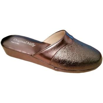 Zapatos Mujer Zuecos (Mules) Milly MILLY4200pio grigio