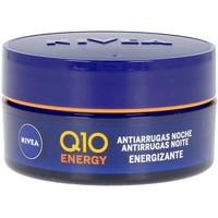 Belleza Mujer Hidratantes & nutritivos Nivea Q10+ Vitamina C Anti-arrugas+energizante Crema  50 ml