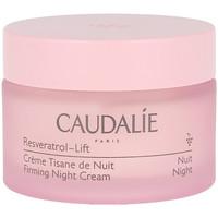 Belleza Mujer Antiedad & antiarrugas Caudalie Resveratrol Lift Crème Tisane De Nuit  50 ml