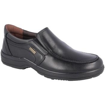 Zapatos Hombre Mocasín Luisetti 20402ST NEGRO