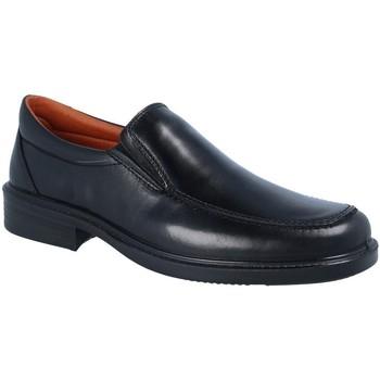 Zapatos Hombre Mocasín Luisetti 0102 NEGRO
