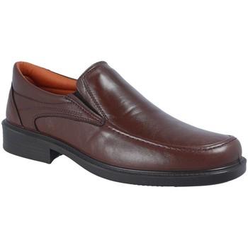 Zapatos Hombre Mocasín Luisetti 0106 MARRON