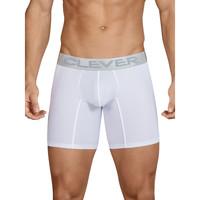 Ropa interior Hombre Boxer Clever Calzoncillos largos Kumpanias blanco Inteligente Blanco