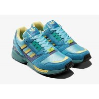 Zapatos Zapatillas bajas adidas Originals ZX 8000 Light Aqua Light Aqua/Sand