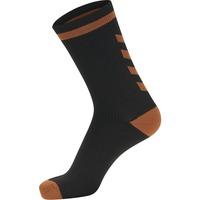 Accesorios Calcetines Hummel Chaussettes  Elite Indoor Low noir/orange