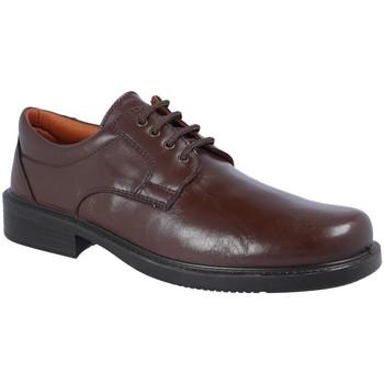 Zapatos Derbie Luisetti 0101 MARRON