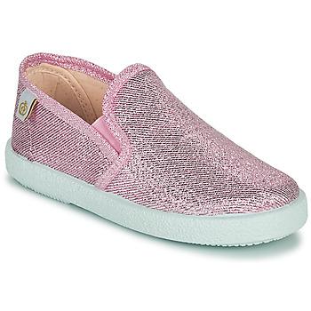 Zapatos Niña Bailarinas-manoletinas Citrouille et Compagnie OBILA Rosa