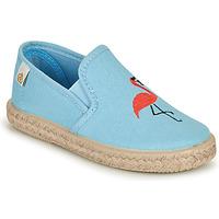 Zapatos Niña Bailarinas-manoletinas Citrouille et Compagnie OSARA Azul / Celeste