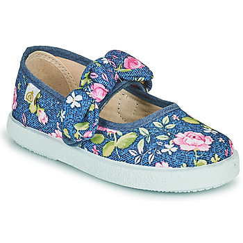 Zapatos Niña Bailarinas-manoletinas Citrouille et Compagnie OZETTE Jeans
