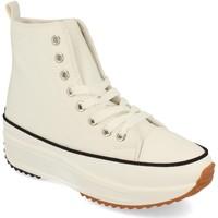 Zapatos Mujer Zapatillas altas Buonarotti 1AP-1048 Blanco