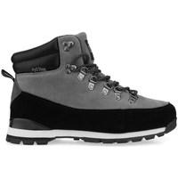 Zapatos Hombre Senderismo Monotox Norwood Grises