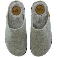 Zapatos Mujer Pantuflas Toni Pons Zapatillas de Casa  Miri-Fp Crudo Beige