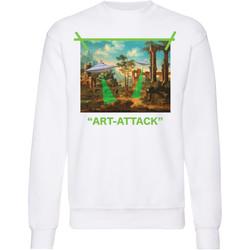 textil Sudaderas Openspace Art Attack blanco
