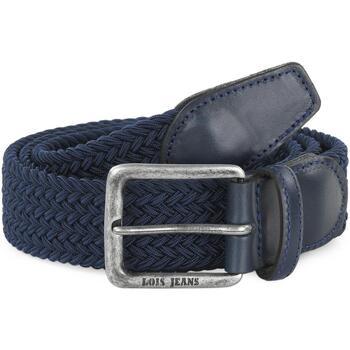 Accesorios textil Cinturones Lois Elástico Marino