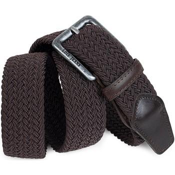Accesorios textil Cinturones Lois Elástico Marrón oscuro