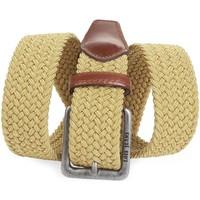 Accesorios textil Cinturones Lois Cinturón elástico de la firma Tostado