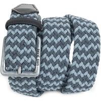 Accesorios textil Cinturones Lois Elástico Negro-Gris