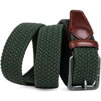 Accesorios textil Cinturones Lois Cinturón elástico de la firma Verde
