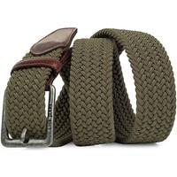 Accesorios textil Cinturones Lois Cinturón elástico de la firma Marron
