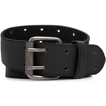 Accesorios textil Hombre Cinturones Lois Leather buckle Negro