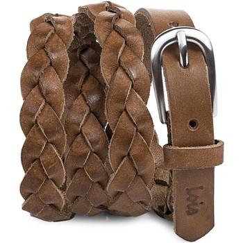 Accesorios textil Mujer Cinturones Lois Cinturón para mujer de piel genuina de la firma Cuero