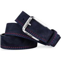 Accesorios textil Cinturones Lois Cinturón para hombre de piel genuina de la firma Marino