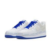 Zapatos Zapatillas bajas Nike Air Force 1 Low More Then White/Lapis Blue