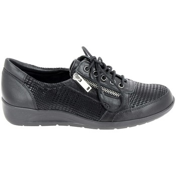 Zapatos Mujer Mocasín Boissy Stephiel Noir Negro