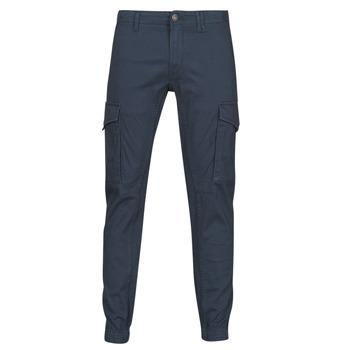textil Hombre Pantalón cargo Jack & Jones JJIPAUL Marino