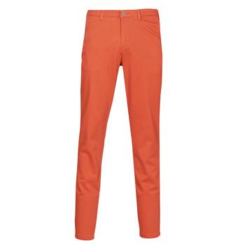 textil Hombre Pantalones chinos Jack & Jones JJIMARCO Rojo