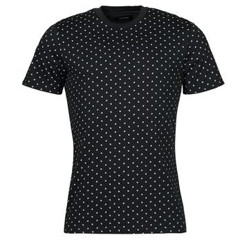 textil Hombre Camisetas manga corta Jack & Jones JJMINIMAL Marino